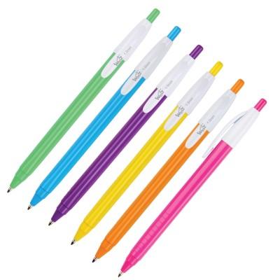 Beifa Химикалка WMZ 1394, автоматична, 1.0 mm, асорти