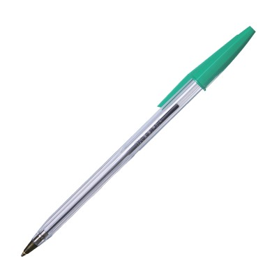 Beifa Химикалка A+ 934, 1.0 mm, зелена, 50 броя