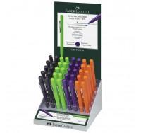 Faber-Castell Химикалка Grip 2010, 40 броя в дисплей