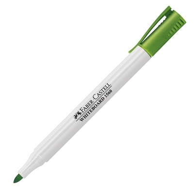 Faber-Castell Маркер за бяла дъска Slim 1560, светлозелен