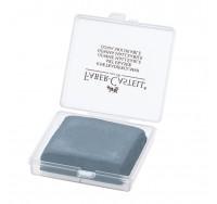 Faber-Castell Хлебна гума, сива, в пластмасова кутийка