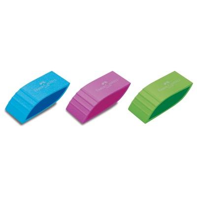Faber-Castell Гума Trend, цветове асорти