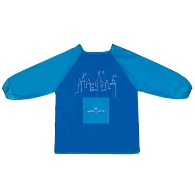 Faber-Castell Престилка за рисуване, детска, синя
