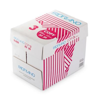 Fabriano Копирна хартия Copy 3, A4, 80 g/m2, 500 листа, 5 пакета