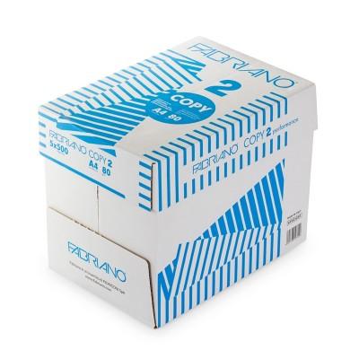 Fabriano Копирна хартия Copy 2, A4, 80 g/m2, 500 листа, 5 пакета