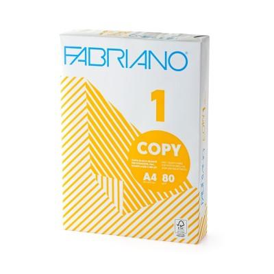 Fabriano Копирна хартия Copy 1, A4, 80 g/m2, 500 листа