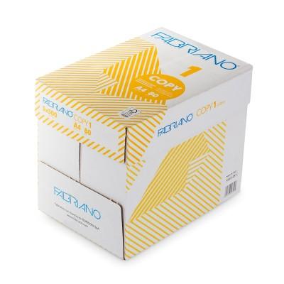 Fabriano Копирна хартия Copy 1, A4, 80 g/m2, 500 листа, 5 броя