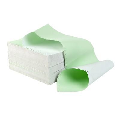 Безконечна принтерна хартия, 240 mm, 11'', 2 пласта, цветна