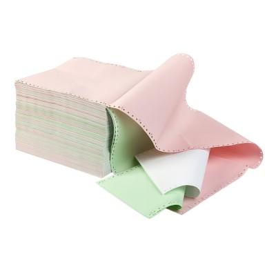 Безконечна принтерна хартия, 240 mm, 11'', 3 пласта, цветна