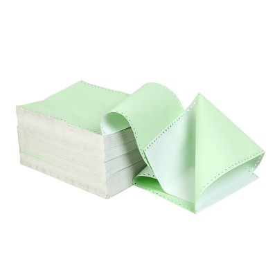 Безконечна принтерна хартия, 150 mm, 11'', 2 пласта, цветна