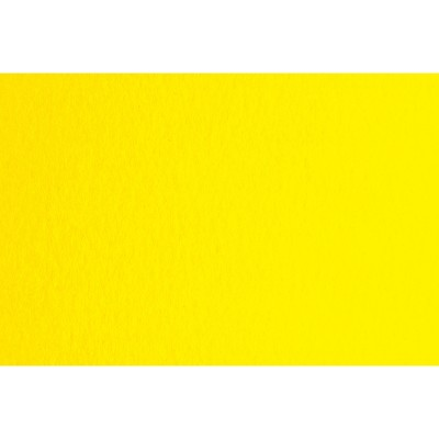 Fabriano Картон Colore, 50 x 70 cm, 140 g/m2, № 227, жълт