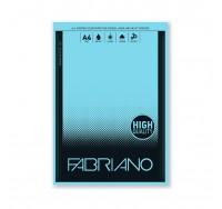 Fabriano Копирен картон, A4, 160 g/m2, син, 50 листа