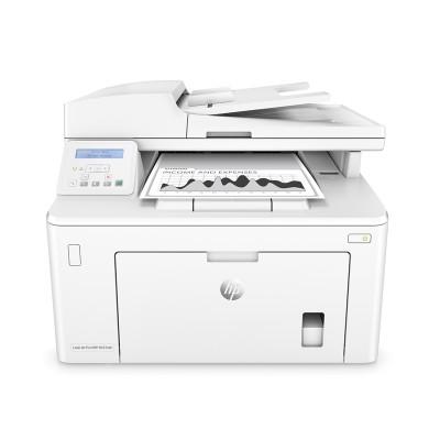 HP Лазерен принтер 4 в 1 LaserJet Pro MFP M227sdn, монохромен, A4