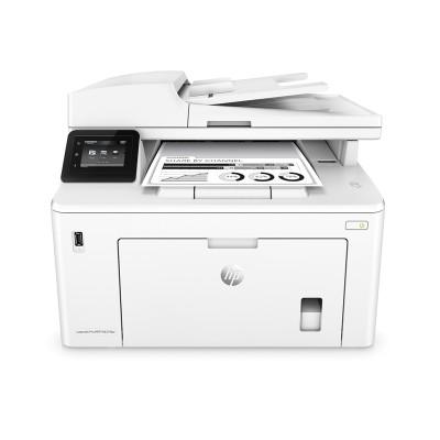 HP Лазерен принтер 4 в 1 LaserJet Pro MFP M227fdw, монохромен, A4, Wi-Fi