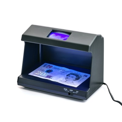 Детектор за банкноти NX-112, с лампа 9 W