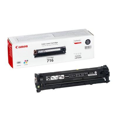 Canon Тонер CRG716, LBP5050, 2300 страници/5%, Black