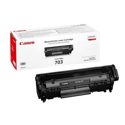 Canon Тонер 703/303, LBP2900, 2000 страници/5%, Black