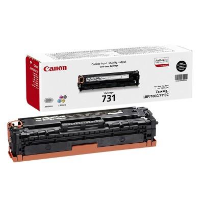 Canon Тонер CRG-731, 1400 страници/5%, Black