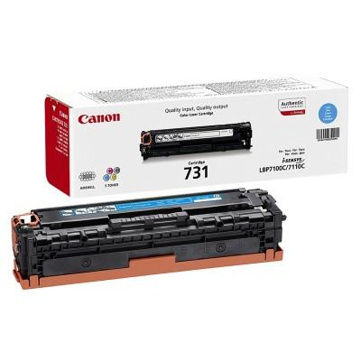 Canon Тонер CRG-731, 1500 страници/5%, Cyan