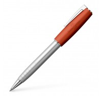 Faber-Castell Ролер Loom Metallic, оранжев