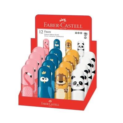 Faber-Castell Острилка Motif, с гума, единична