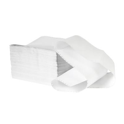 Безконечна принтерна хартия, 240 mm, 12'', 2 пласта, бяла