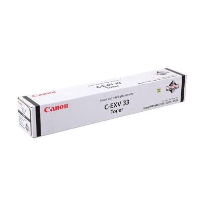 Canon Тонер C-EXV33, IR2520/2525/2530, 14600 страници/5%, Black