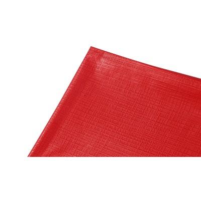 Panta Plast Предпазна мушама за рисуване, 65 x 45 cm, червена