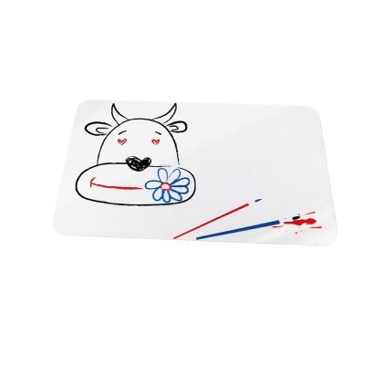 Panta Plast Предпазна подложка за рисуване Крава