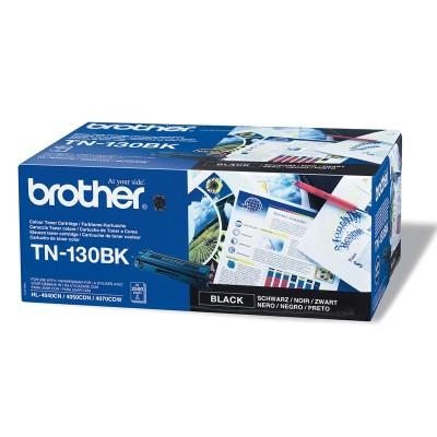 Brother Тонер TN-130BK, 2500 страници, Black