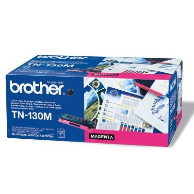 Brother Тонер TN130, HL4040/DPC9040, 1500 страници/5%, Magenta