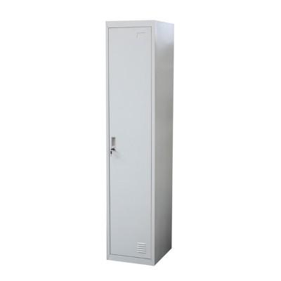 RFG Гардероб, метален, единичен, 38 x 45 x 185 cm