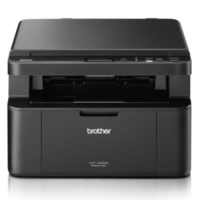 Brother Лазерен принтер 3 в 1 DCP-1622WE