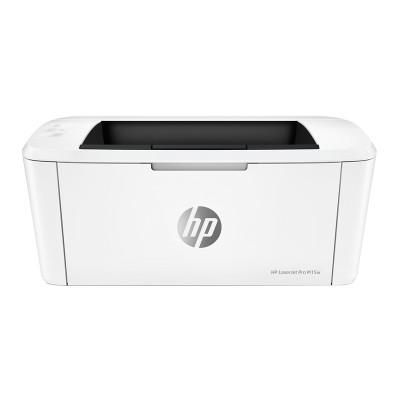 HP Лазерен принер Laser Jet Pro M15W, А4, бял