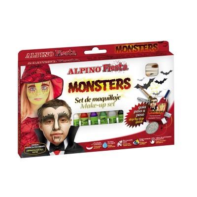 Alpino Бои за лице, комплект чудовище