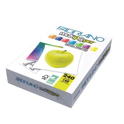 Fabriano Копирен картон Multipaper, A3, 200 g/m2, гланц, 250 листа