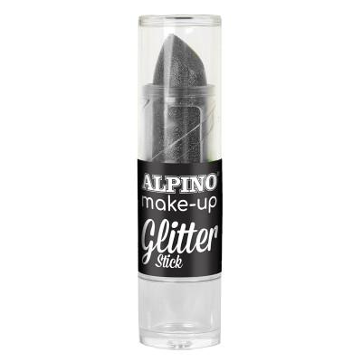 Alpino Боя за лице с брокат, 4 g, сребриста