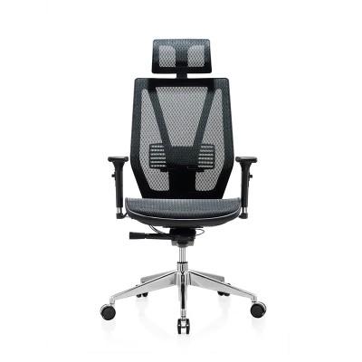 RFG Ергономичен стол TECH@LINE, черен