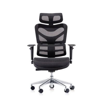 RFG Ергономичен стол TECH@MAX, черен