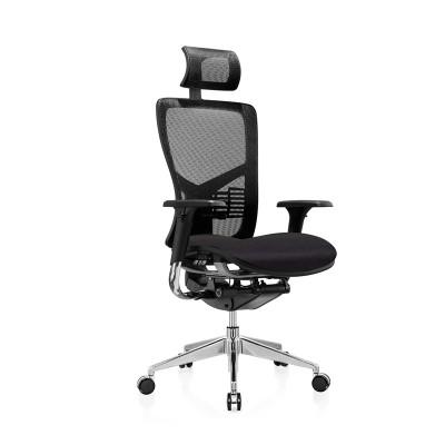 RFG Ергономичен стол TECH@PRO, черен