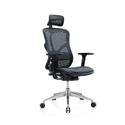 RFG Ергономичен стол TECH@STYLE, черен