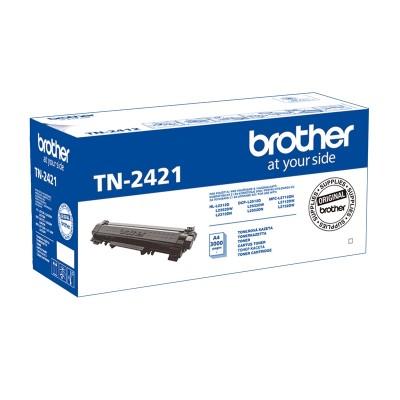 Brother Тонер TN-2421, 3000 страници/5%, Black