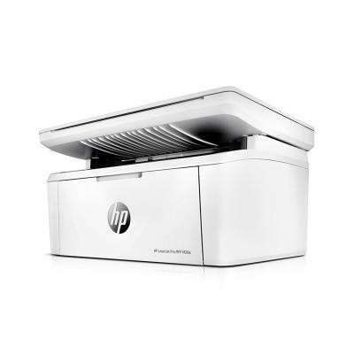 HP Лазерен принтер LaserJet Pro MFP M28a, монохромен, 3 в 1, A4