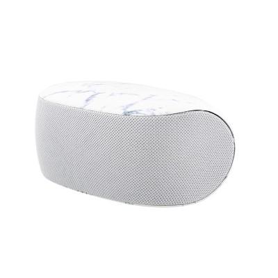 TNB Тонколона Art Marbre, с Bluetooth, 5 W, бяла
