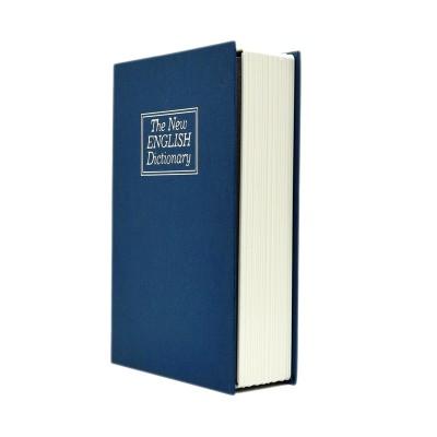 RFG Каса книга за пари и ценности, 24 cm, тъмносиня