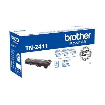 Brother Тонер TN-2411, 1200 страници, Black