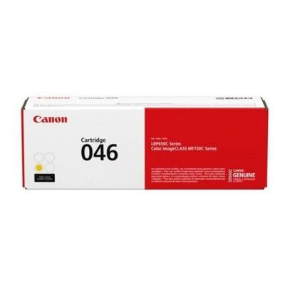 Canon Тонер CRG-046, 2300 страници, Yellow