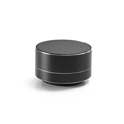 Hi!dea Тонколона Perfect Sound, с Bluetooth, алуминиева, черна