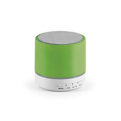 Hi!dea Тонколона Color Sound, с Bluetooth, зелена