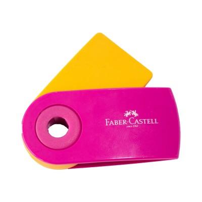Faber-Castell Гума Тrend, мини-микс цветове